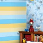 Popcorn Wallcovering / Wallpaper